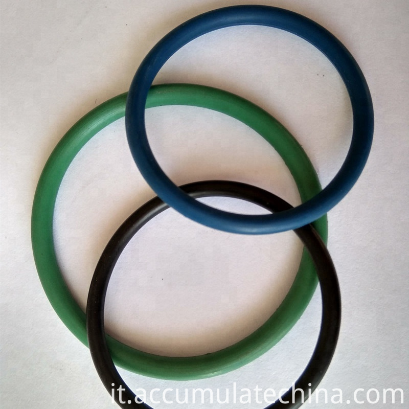 Best Quality Silicone Seal Rubber O Ring