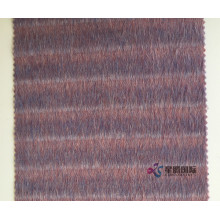 Long Woolen 10%Alpaca Single Face Fabric