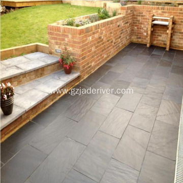 Natural Bluestone Black Slate