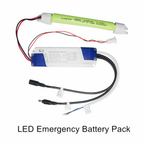 Max 60W LED Emergency Module Kits for High bay light