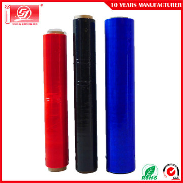 Different Color of Stretch Wrap Film