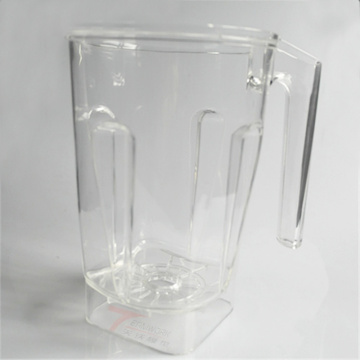 Transparent Juicer Cup PMMA Reaction Injection Molding