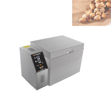 Best selling cocoa bean chickpea macadamia nut roasting machine peanut almond cashew roasting machine roasting