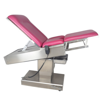 Hospital equipment gynecological examination chair