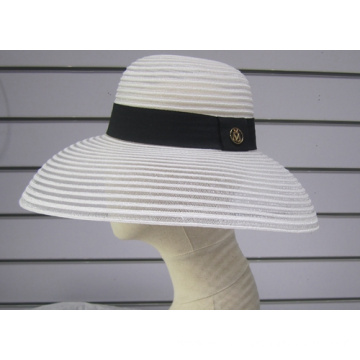Fine Horsehair Braid Sun Boater Hats