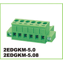 5.08mm Pitch Electronic Connector PCB Terminal Block