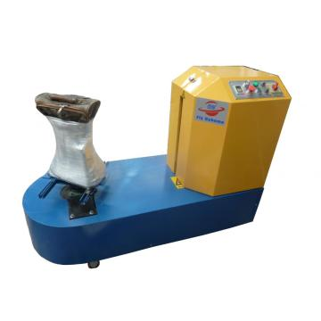 Semi-auto luggage wrapper/packing machine
