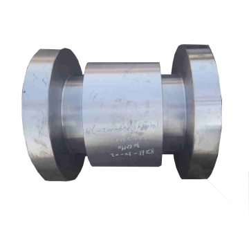 Stainless Steel Forged Flanges Forged Machined Components