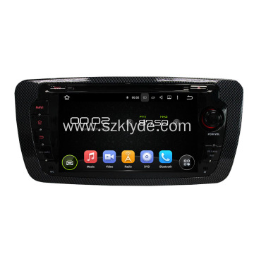Android Auto DVD Player Fir Seat Ibiza 2013