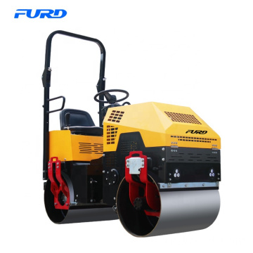 1 ton Ride On Hydraulic Vibratory Road Roller
