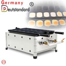 Gas-Egg Waffle Machine For Sale