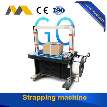 12mm,15mm width strapping machine with automatic system