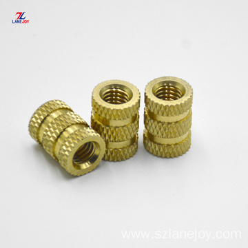 Factory BrassThread Insert m4 thread insert brass nut