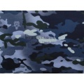 Elastic Polyester  Navy Camouflage Fabric of Australia