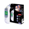 Ear thermometer paper and plastic medical packaging box