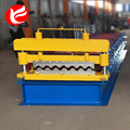 Lightweight siding steel wall panel roll forming machine