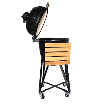 Outdoor Smoker Ceramic Charcoal Kamado Bbq Grill