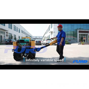FYL-800C Hydraulic Vibratory Small Type Road Roller