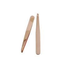Best professional eyebrow tweezers gold plating