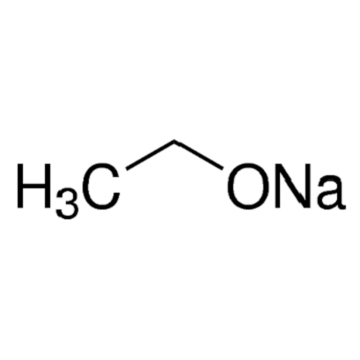sodium methoxide as a nucleophile