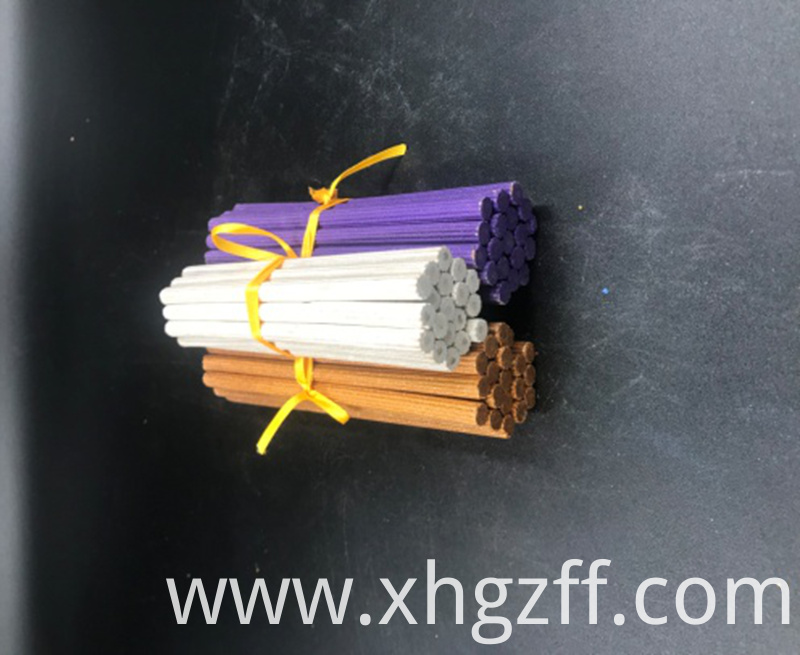Flower Shape Dhoop Sticks Factory