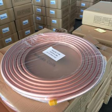 Air conditioner and refrigeration copper tube
