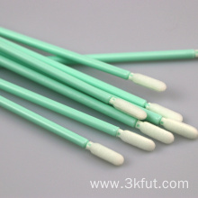 General Purpose Cleaning Round Foam Tip Cleanroom Swab