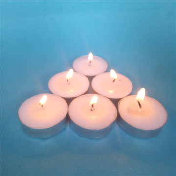 Home Decoration Use Polybag Tea Light Candles