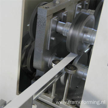 suspended ceiling tee bar roll forming machine