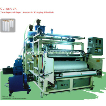 Full Automatic Plastic Preservative Film Machine