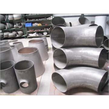 Accurate dimensions Titanium Alloy Pipe Elbows