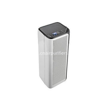 Washable filter home air cleaner