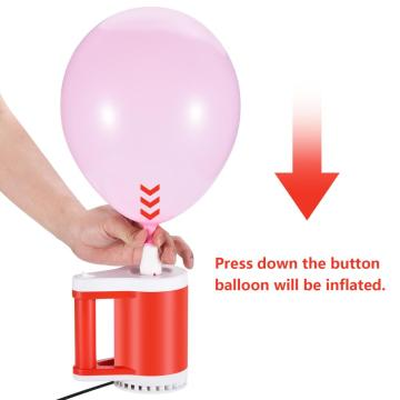 Balloon Pump Electric Multifunction for Balloons
