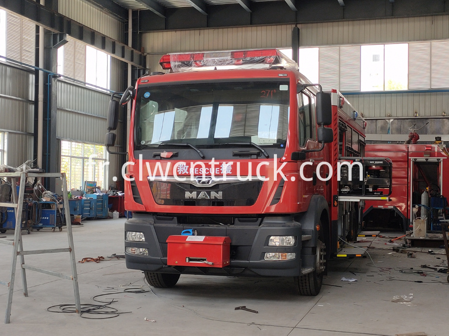 fire engine manufacturer