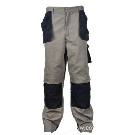 Men Cotton Cargo Industry Work Pants
