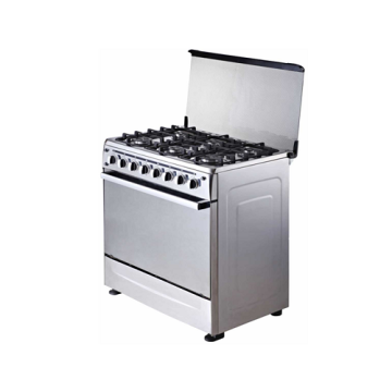 Full Stainless Steel Gas Oven With 6Burner