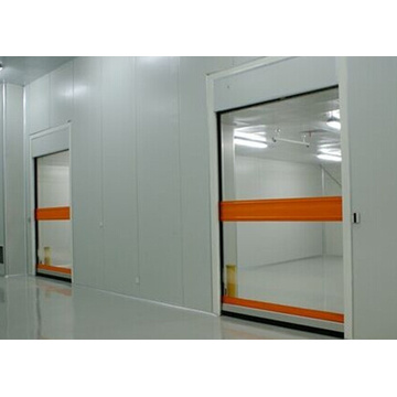 ʻO PVC Pīkoi High Speed ​​Door