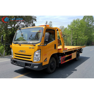 Brand New JMC 5.6m Flatbed Wheel-lift Wrecker
