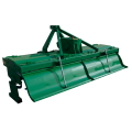 Ce approved large middle gearbox series 100hp rotary tiller with best price