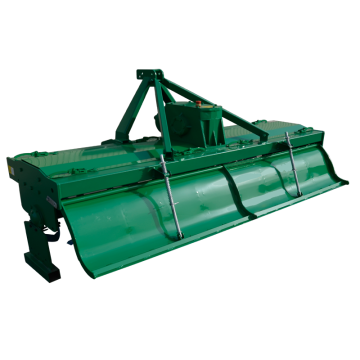 150hp 3-point linkage diesel gear drive iron rotary tiller with ce for sale