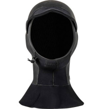 Seaskin 3mm Neoprene Surf Hood Black