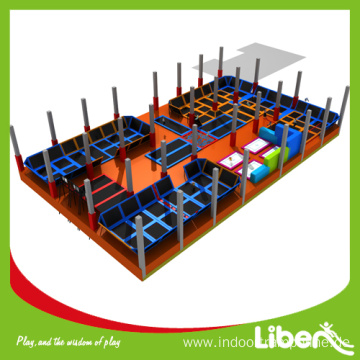 Sport trampolines for adults