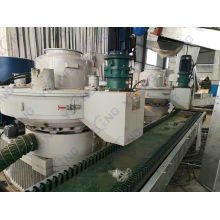 Complete Palm Biomass Fuel Pellet Production Line