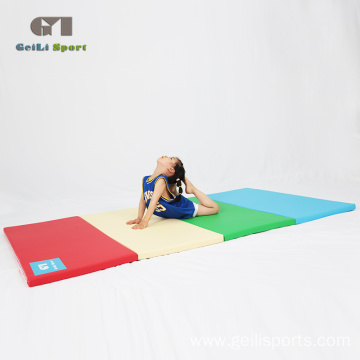 Gymnastics High Quality Gym Tumbling Folding Mat