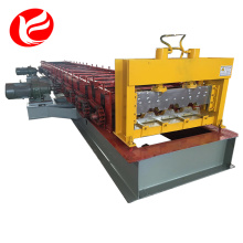Roofing plate metal floor deck roll forming machine