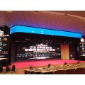 Food grade advertising led display flexible module
