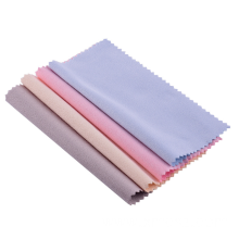 Solid color stock custom camera cleaning lens cloth