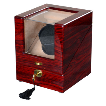 cheap single wooden watch winder