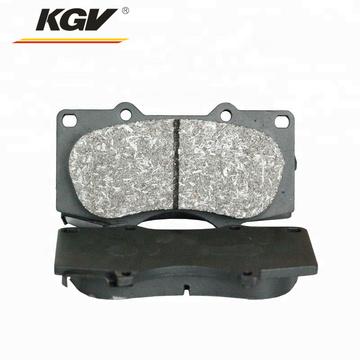 Car Parts Brake Pads for Toyota Land Cruiser