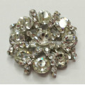 Spiky Shapes Rhinestone Decorative Clips, Garment Accessories, Shoes Accessories